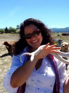 CFWEP Field Coordinator Arlene Alvarado